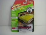 Dodge Coronet Super Bee 1970 Panther Pink 50 Years 1:64 Johny Lightning